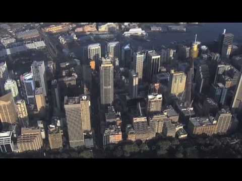 Aerial Footage Of Sydney 1 Of 5 (Blue Sky Helicopters).