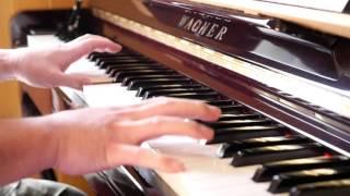 録画:2015年9月26日 楽譜は、リットーミュージック「ピアノスタイル2011年8月号」に掲載されたものを使用していますが、楽譜通りの演奏ではあり...