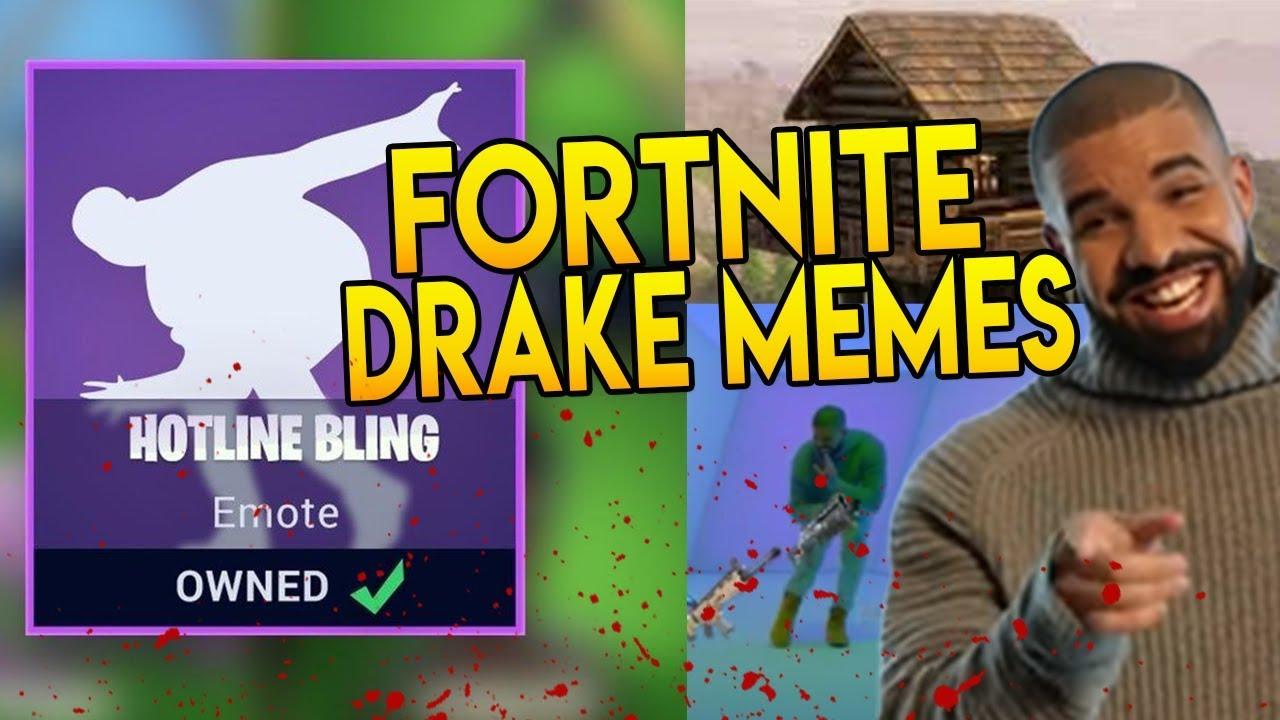 Fortnite Drake Memes Best Fortnite Meme Drake Plays Fortnite