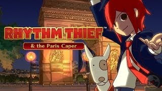RHYTHM THIEF & the Paris Caper - iPhone/iPod Touch/iPad - Gameplay