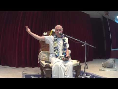 Бхагавад Гита 9.1 - Чайтанья Чандра Чаран Прабху