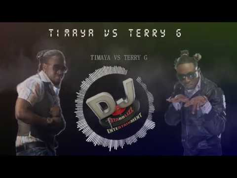LATEST TIMAYA MEET TERRY G 2K18 / 2K19( XMAS AFROBEAT PARTY MIX RELOADED  ) BY DJ STARBLIZZ
