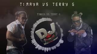 LATEST TIMAYA MEET TERRY G 2K18 / 2K19( XMAS AFROBEAT PARTY MIX RELOADED  ) BY DJ STARBLIZZ
