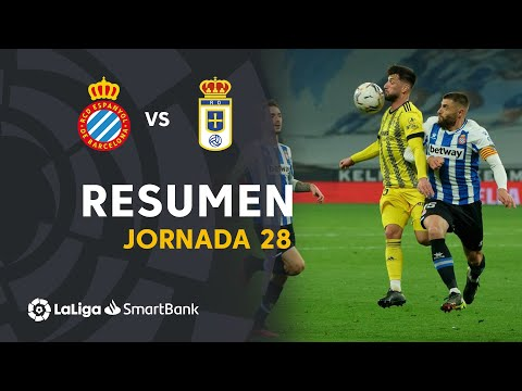 Espanyol Oviedo Goals And Highlights
