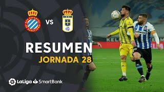 Resumen de RCD Espanyol vs Real Oviedo (1-1)