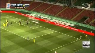 Терек - Анжи (1-1) Обзор матча