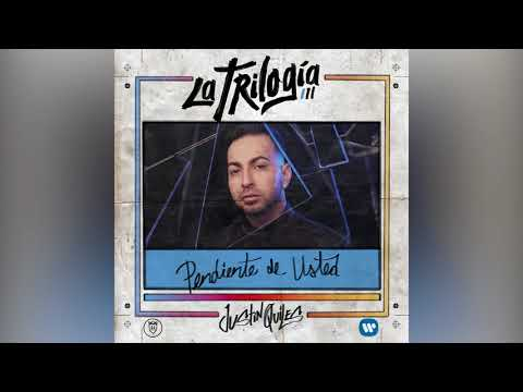 Justin Quiles - Pendiente De Usted (Official Audio)