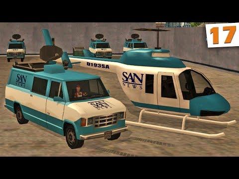 GTA Multiplayer - Jornalista Da San News