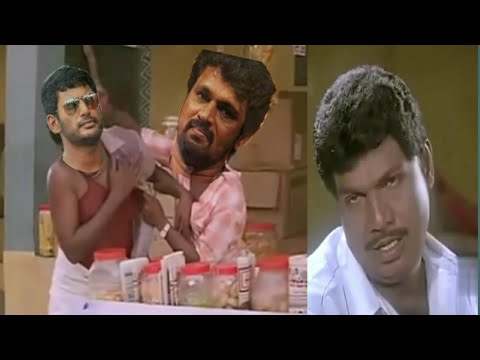 cheran vs vishal election  troll-video memes