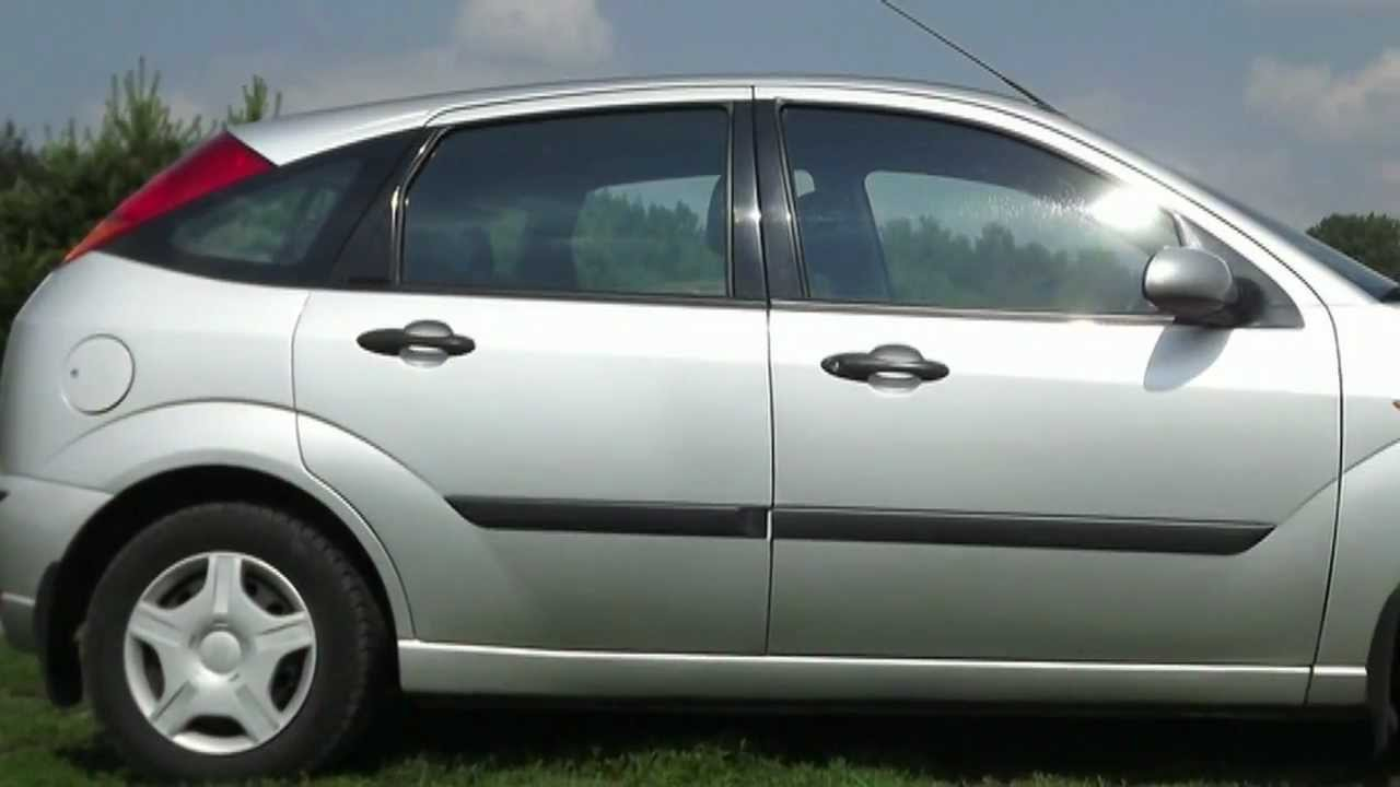 Ford focus mk1 comfort x 2003 1 6 100km lpg