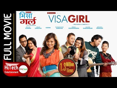 Nepali Movie – Visa Girl