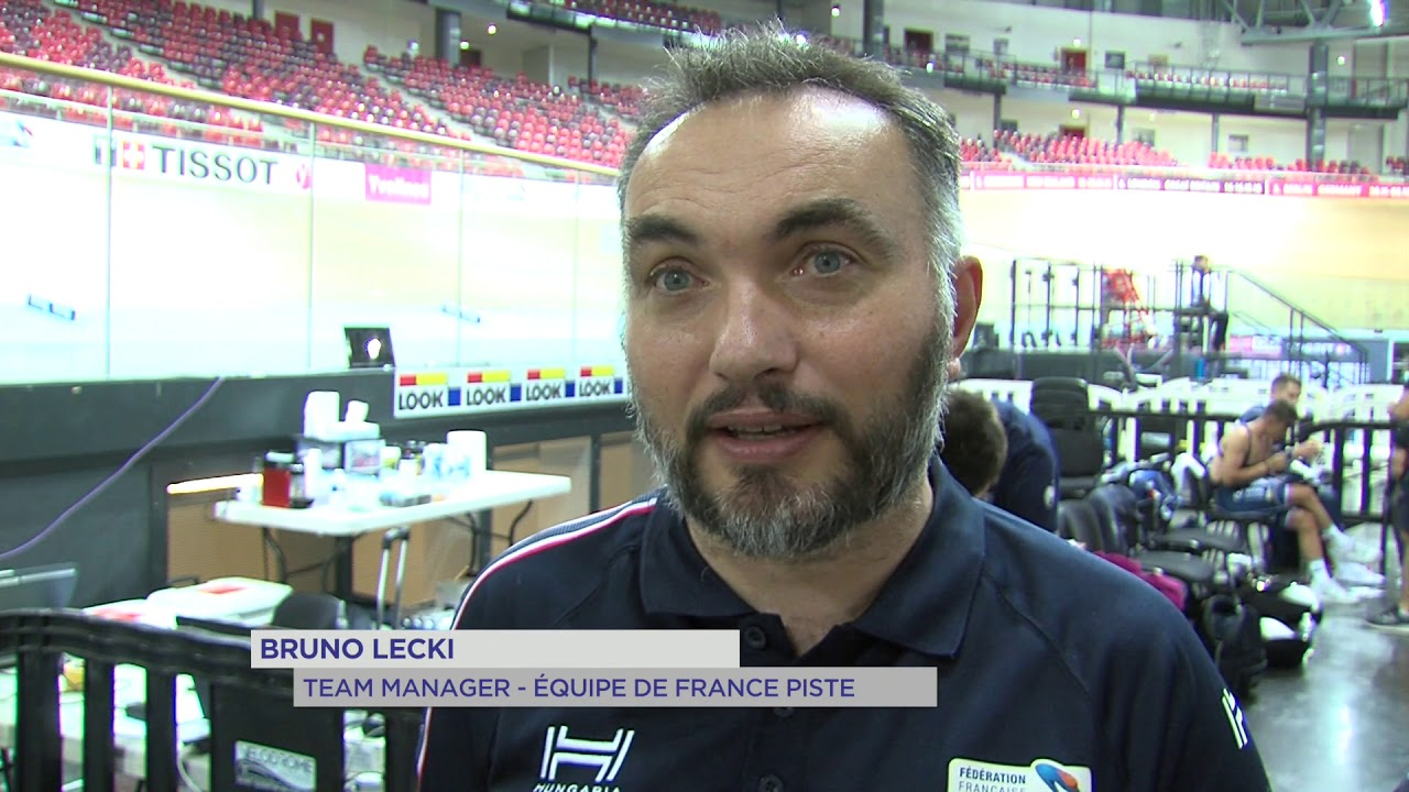 Sport : Une manche de coupe du monde de cyclisme au vélodrome de Saint-Quentin-en-Yvelines