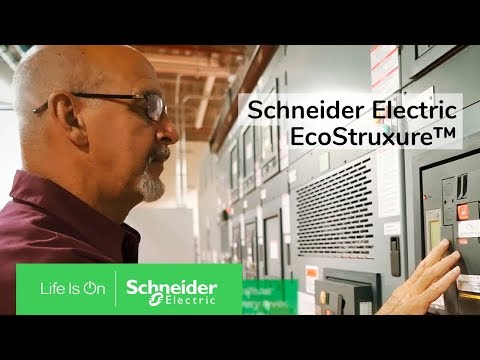 Schneider Electric EcoStruxure™ Overview