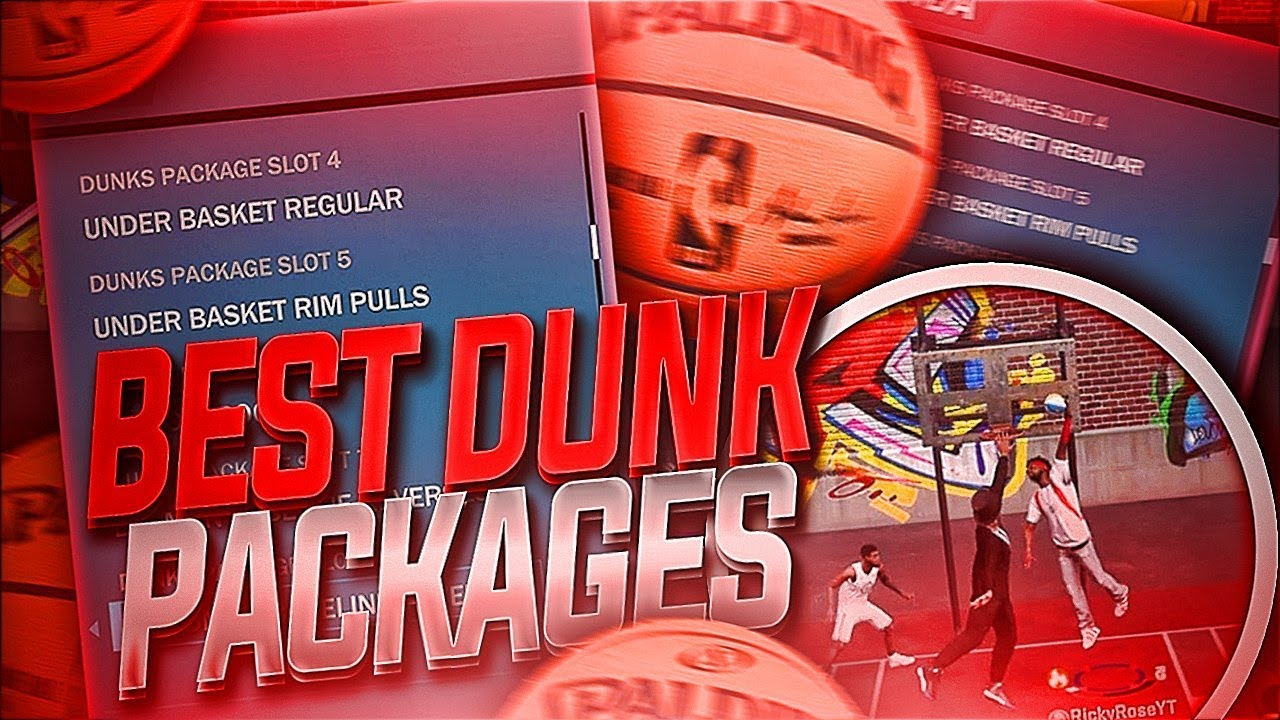 how to get open dunk nba 2k18