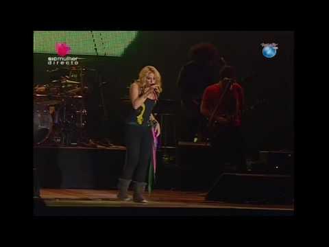 "Shakira Live @ Lisboa Rock In Rio 2010 - ""Las de La Intuition"" [HQ]"