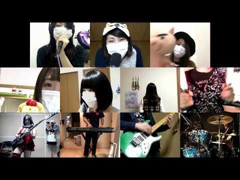 [HD]Love Live! Sunshine!! OP [Mirai no Bokura wa Shitteru yo] Band cover