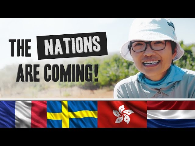 HaYovel | The Nations Are Coming!