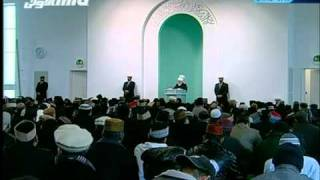 (French) Friday Sermon 4th February 2011 - Islam Ahmadiyya