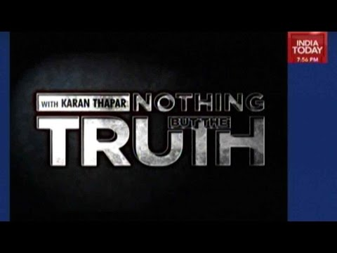 Nothing But The Truth: Manmohan Singh's Exclusive Interview