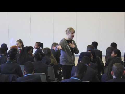 The Cumberland School - Diversity Week 2017
