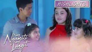 Amber likes Mikmik and Michael's gift | Nang Ngumiti Ang Langit