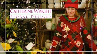 Catherine Wright Designs - Christmas Video