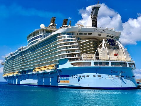 Oasis of the Seas March 2018