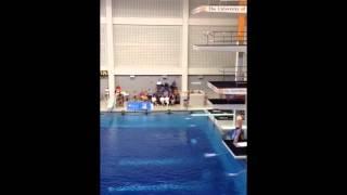 Mariam Khamis 2014 16-18 1m Nationals
