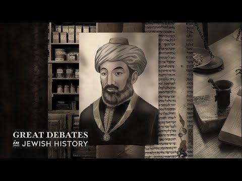 Maimonides: Life and Legacy