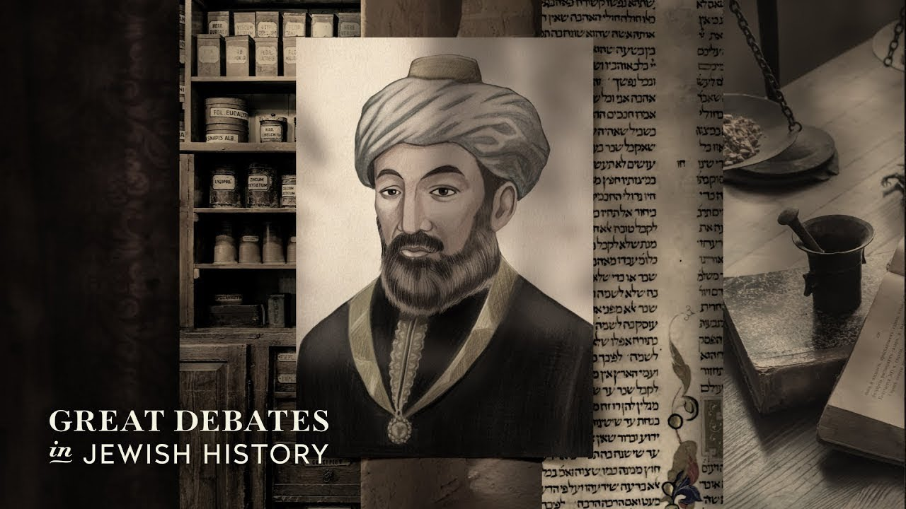 53 Jewish History – Sephardic Jews in the Middle Ages in