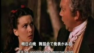 映画で学ぶ実践英語 英語学習映画「風と共に去りぬ」02 父の教え 英和対訳字幕