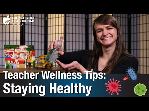 A Brand New Priority for Teachers within the Classroom This Fall Remaining Healthy