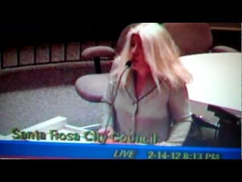 KICK ICLEI OUT: Santa Rosa CA Council Meeting