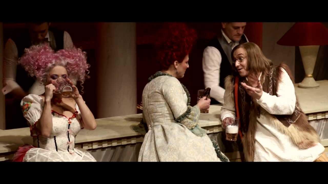 MADAME POMPADOUR am Staatstheater Cottbus