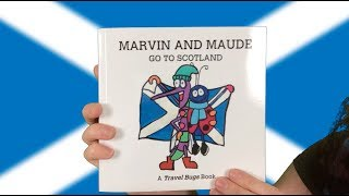 A Travel Bugs Book - Marvin And Maude Go To Scotland