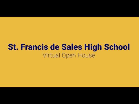 Virtual Open House: St. Francis de Sales High School (Chicago)