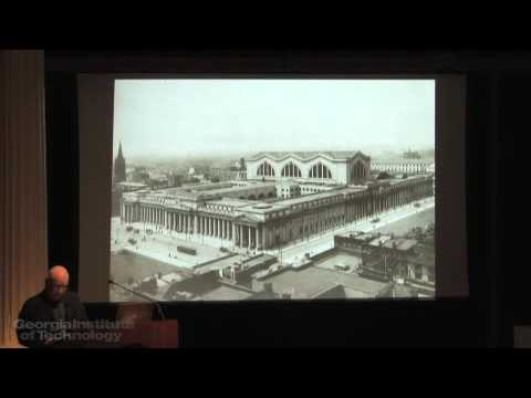"Allan Greenberg ""Classical Architecture: The Cutting Edge"" 10.22.2014"