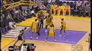 Shaq vs. Duncan
