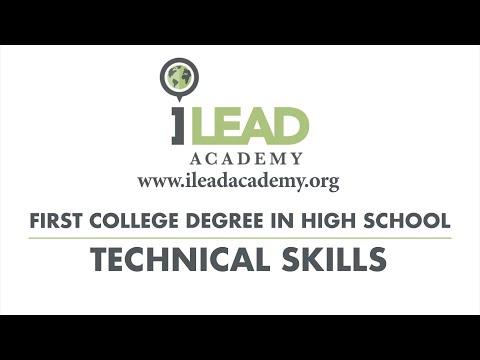 Technical Skills at iLEAD Academy