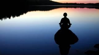 Calm Breathing Before Sleep ☯ Yoga Zen   A Short Spoken Guided Meditation with Jason Stephenson
