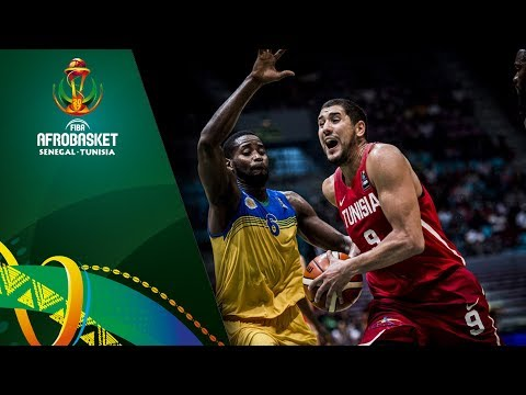 Rwanda v Tunisia - Full Game - FIBA AfroBasket 2017