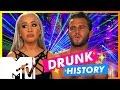 EX ON THE BEACH SEASON 4 | DRUNK HISTORY! | MTV