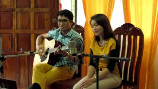 Dont Dream Its Over - Sixpense None The Richer (Acoustic Cover by Mel and Ivan)