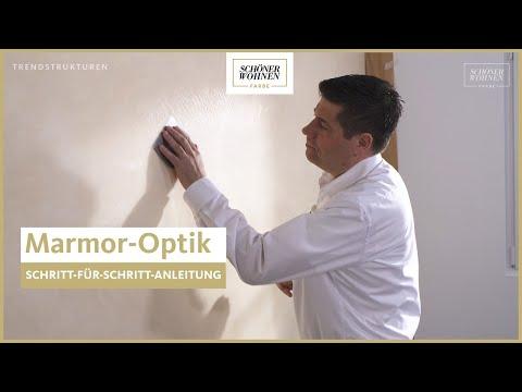 sch ner wohnen trendstruktur grundspachtel marmor optik 5 kg crema matt 5901 crea. Black Bedroom Furniture Sets. Home Design Ideas