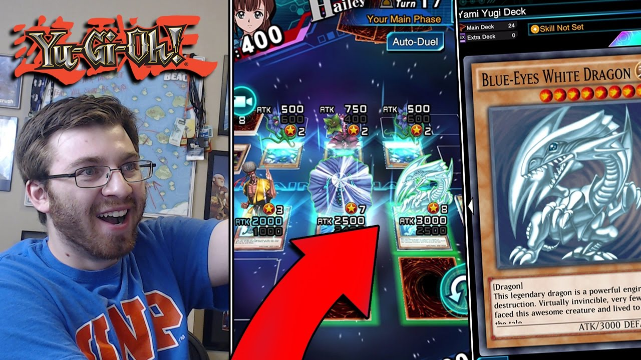 Yu Gi Oh Duel Links Hack & Cheats Free Cards, Gems [No