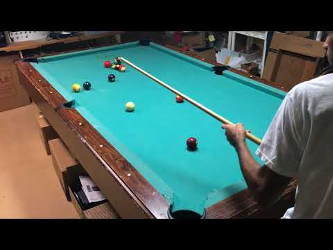 Playing Pool While Discussing Silver & Bitcoin