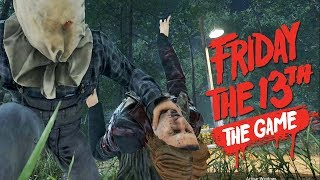 UNA MUERTE BRUTAL!! FRIDAY THE 13th: THE GAME