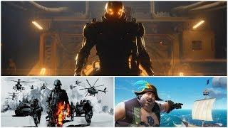 У Battlefield 5 будет полноценная кампания, а Anthem выйдет в марте | Игровые новости