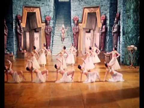 BEAUTIFUL DANCE [HD] ... FILM - AIDA [1953]