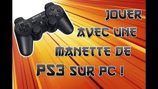 JOUER À LA MANETTE PS3 SUR PC (résultat du concours en description)